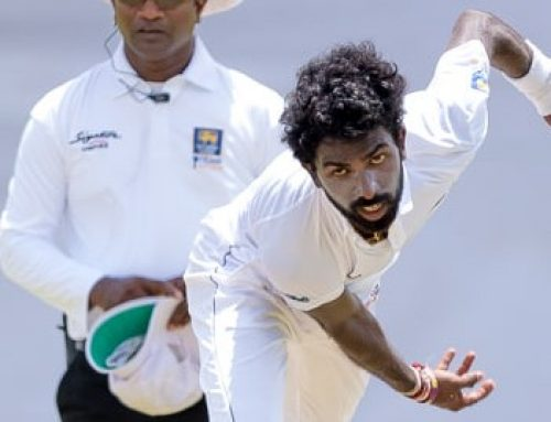 Chesterfield recruit Sri Lankan quick Nisala Tharaka