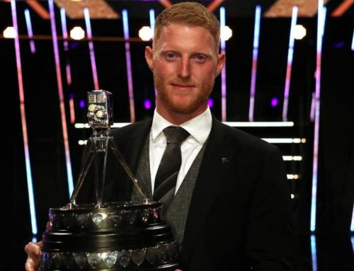 England's Sporting Hero: Ben Stokes BBC Sports Personality of the Year
