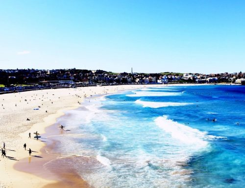 A Summer Abroad in OZ – Living the Dream?