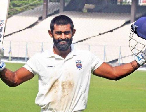 VVV bag India A skipper, Ankit Bawne