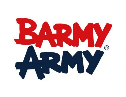 It's a Barmy Time: 25 Years of the Barmy Army