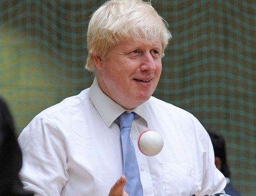 Boris backtracks from vectors to blaming 'teas' and 'changing rooms'