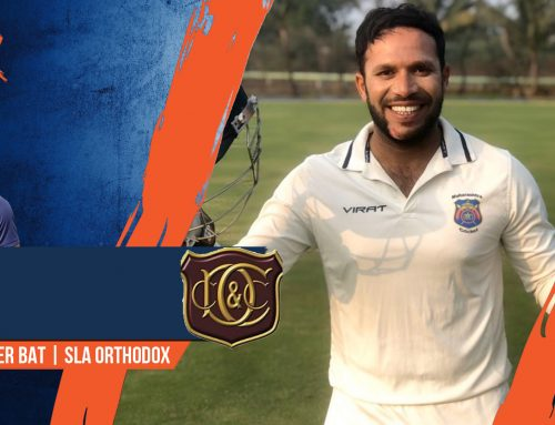 Consett sign Maharashtra all-rounder Azim Kazi