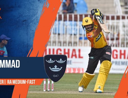 Croons sign Central Punjab star Muhammad Saad