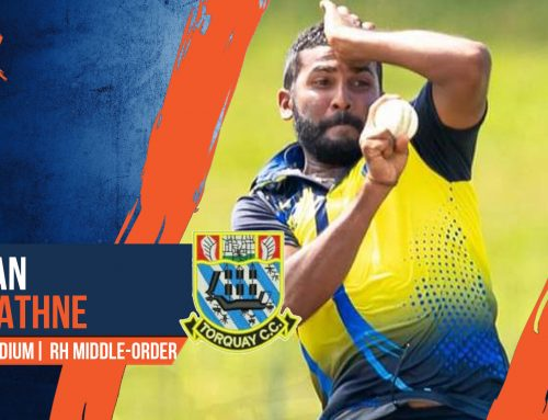 Pro-switch: Torquay sign Sri Lankan speedster