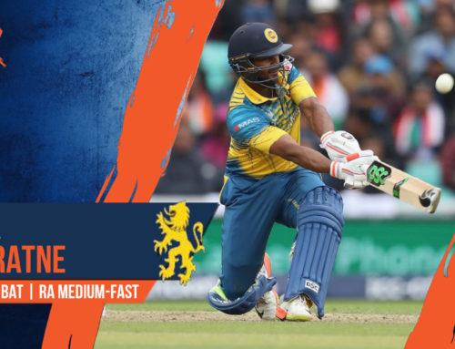 Rishton sign Sri Lankan international Asela Gunaratne